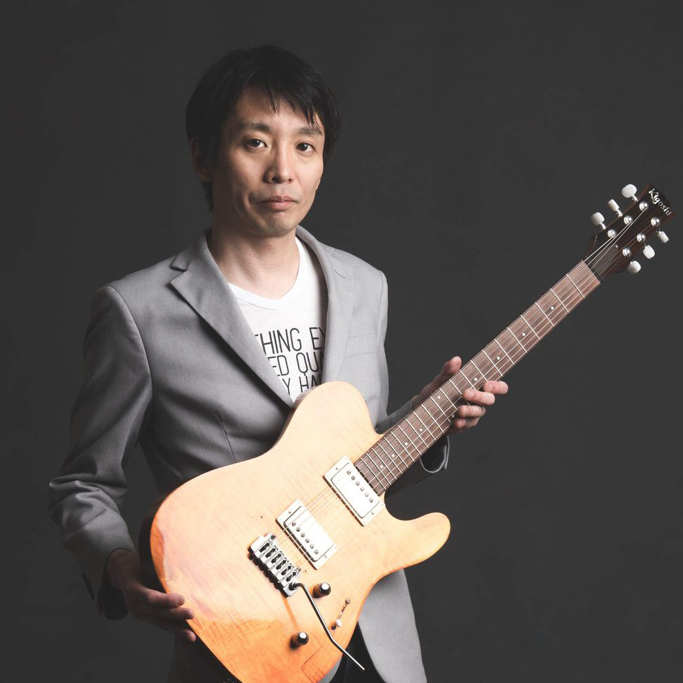 佐々木正治 guitar